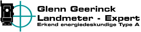 Landmeter Expert Glenn Geerinck